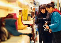 六線消費市場求人才