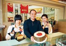 台灣六年級生  矢志用蛋糕打下東北市場
