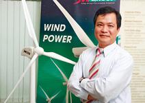 上緯 生產風力葉片樹脂 全球不敢忽視