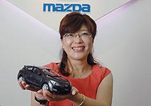 台灣MAZDA(馬自達)執行長朱梅君