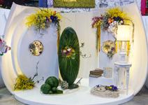 十大主題競賽,結合花與人的生活提案