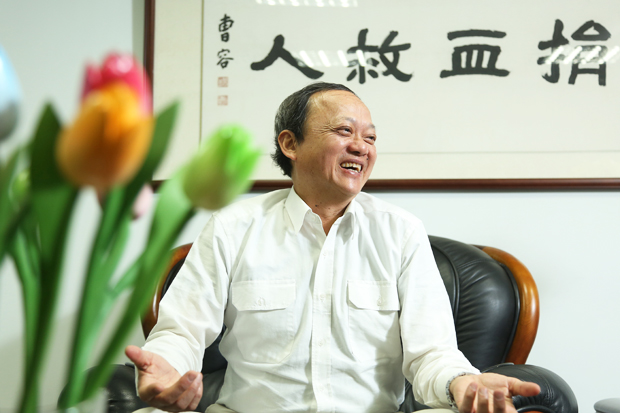 名人教減壓 1〉台灣血液基金會董事長 葉金川