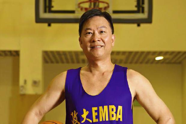 打籃球、芬多精  維他命B群灌輸活力