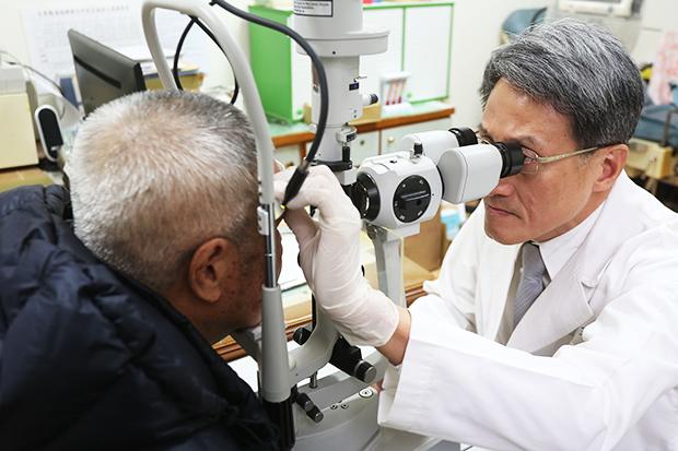 定期檢查視力, 遠離視網膜病變