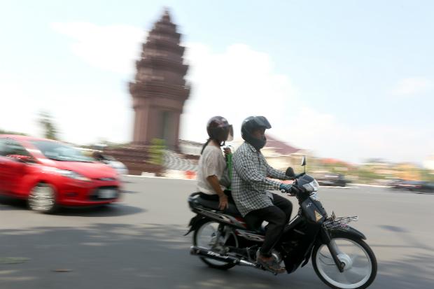 經濟政策超級開放 柬埔寨奮力大翻身