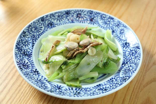 名人私房菜4〉餐飲達人 陳超文的心料理