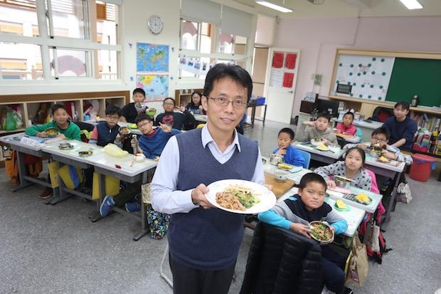 食材吃當季3〉清江國小