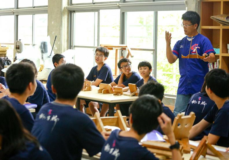 國中教學現場〉新增科技領域