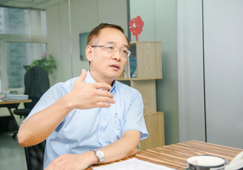哈佛健康事業董事長王欽堂 剖析長照醫療趨勢