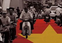 再見中國,另闢藍海 越南