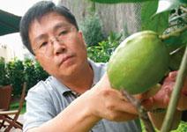 摩托羅拉台灣區總裁蕭承統 總裁的祕密花園