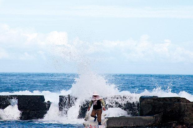 台灣氣候變遷程度已高於全球平均值