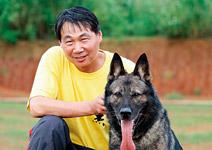 陳俊杰  奧運等級的愛心訓犬