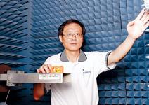翁金輅 逾200項專利的研發力