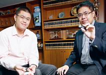 專訪環球水泥副總經理 侯智升、侯智元