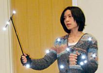 劉正芸:我的ICM有 Kinect沒有的靈魂