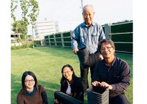 中小企業大發明〉保水網管、3D草坪 南陽化工環保排水法  赴APEC分享