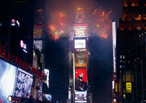 節能照明市場無可限「亮」 高亮度LED 讓紐約的夜 比白天更美麗