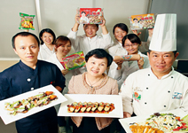 素食文化 領先歐美亞洲