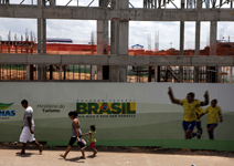 南半球金火箭, 未來5年看巴西