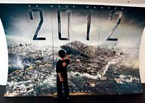 迎接2012年  充滿不定與動盪的年代