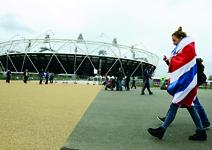 奧運場內爭金 場外企業瘋贊助