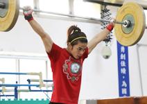 運動鍛鍊品格1〉亞運舉重金牌 許淑淨