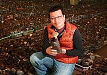 陳琰玨 香菇論朵賣 把農業變文創