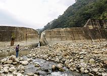 上游開發亂挖,曾文水庫蓄水拉警報