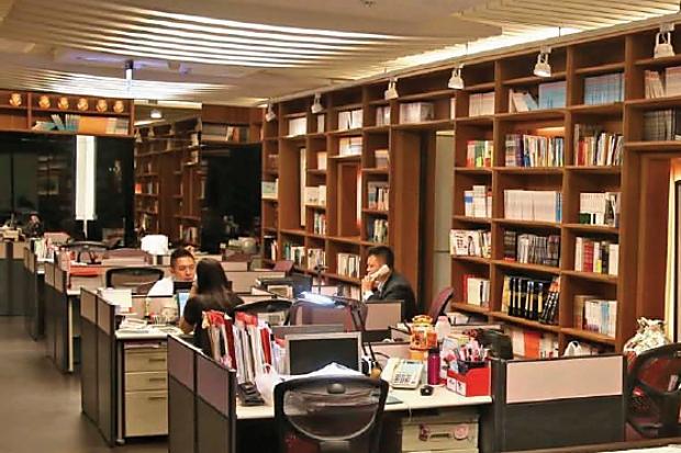 上班像逛書店,用閱讀打開視野