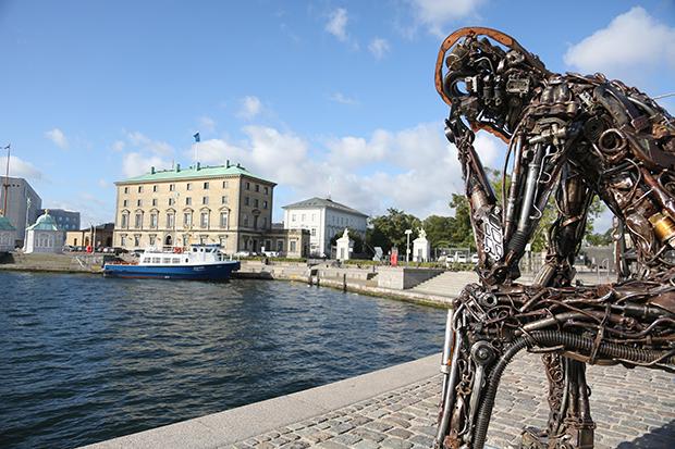哥本哈根大玩變臉手術 百年老港蛻變北歐永續城