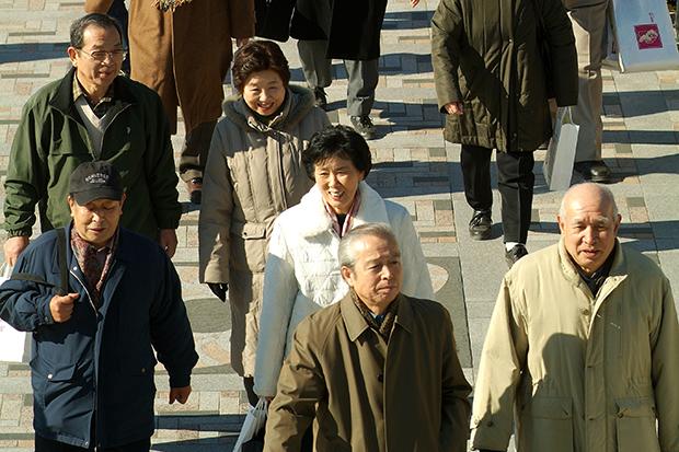 「團塊世代」青春夢 日本人也熱衷同學會