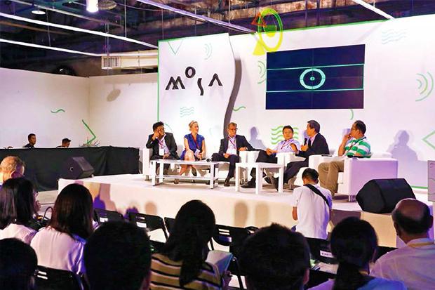 MOSA撒種, 讓全球看見台灣「創業潛力股」