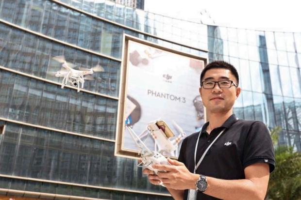 大疆成立培訓中心,用好萊塢行銷躍上國際