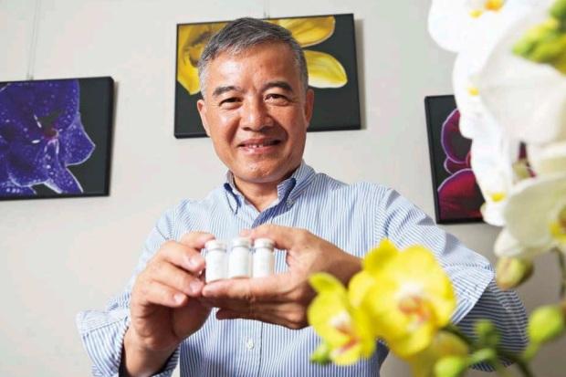 把蘭花變保養品,發揮農業最大價值