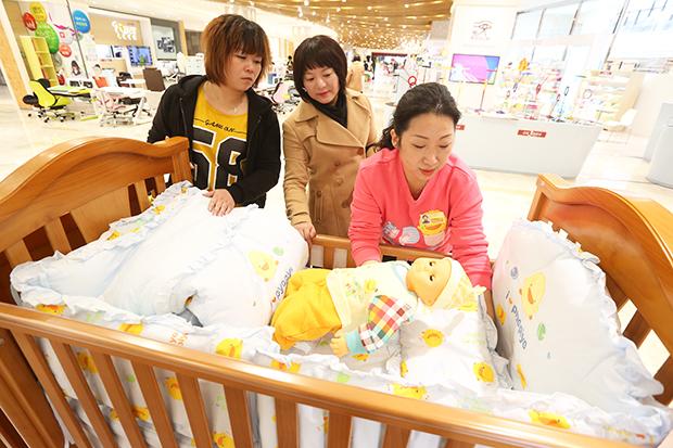 搶5兆大餅,台商卡位2000萬嬰兒商機