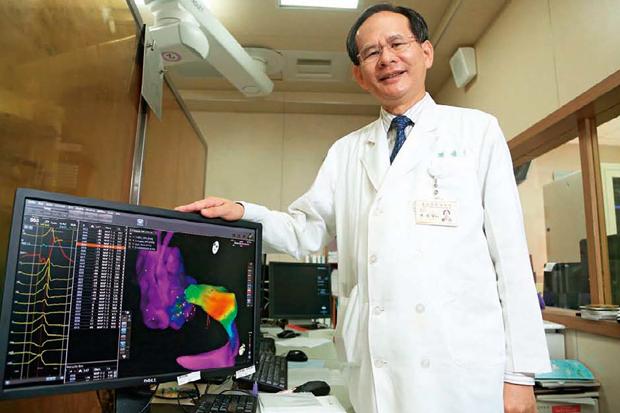 陳適安 「台北方法」改寫心臟醫療史