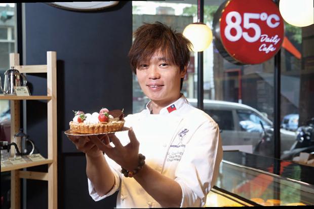 陳立喆 打造專屬台灣的甜點