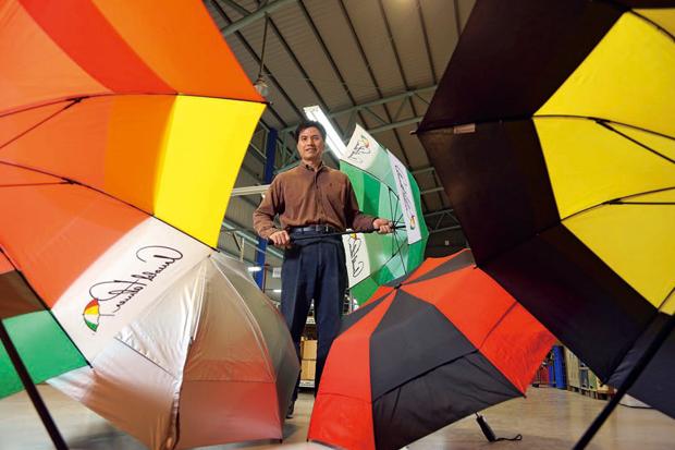 用一把傘撐起傳產未來 。。。曾鉦元 - 華安 - ceo.lin的博客