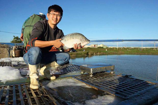 葉哲維 鮮美台灣鯛征服全球饕客