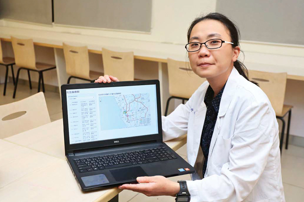 整合3000間診所,架起社區醫療地圖