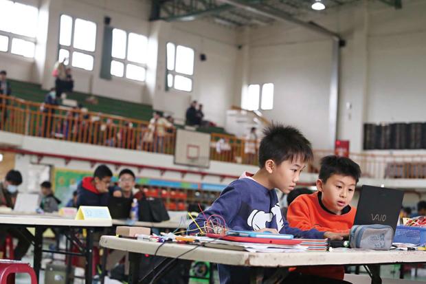 程式教育扎根, 給孩子駕馭科技的實力