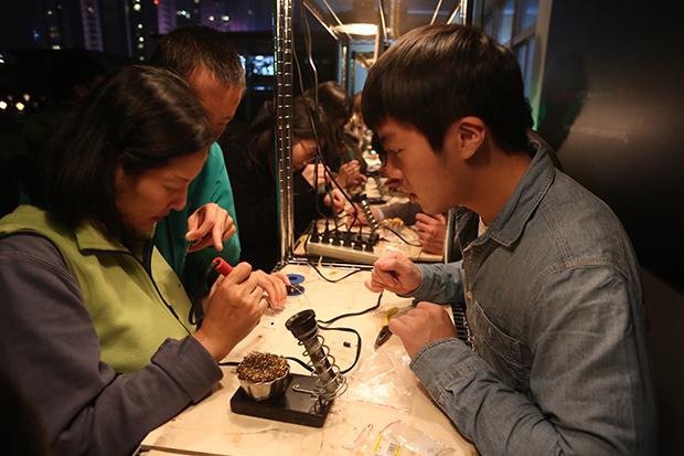 亞洲首間再生藝術工坊 把廢材變寶藏