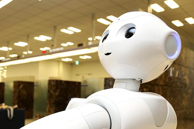 AI人工智慧成真 Pepper就在你身邊