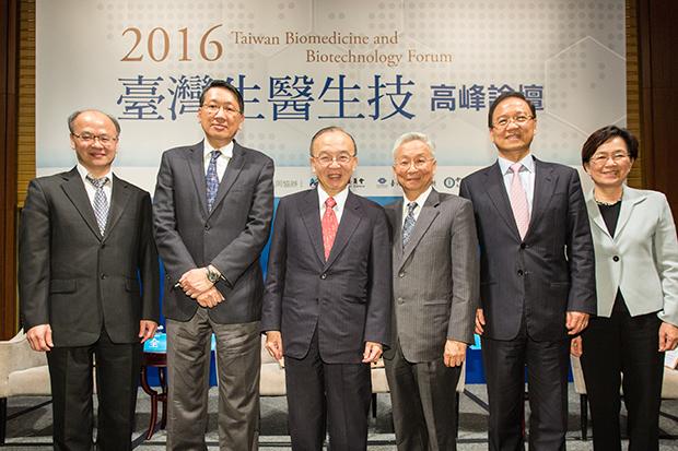 錢煦:人才不足,將成台灣生技業危機