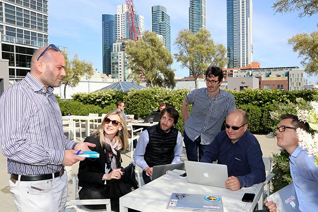 新創公司近兩萬家 矽谷人瘋創業
