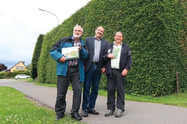 廢材、地熱再利用,居民共享新綠能