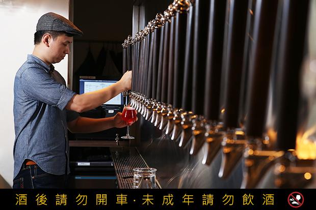 精釀啤酒 釀出本土滋味
