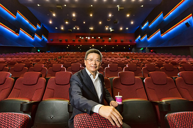 電影賣不賣座 看西門國賓的臉色