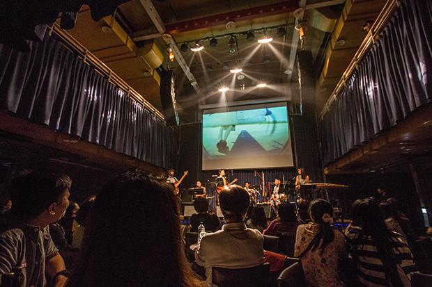 發揚Live house  用音樂召喚記憶與夢想